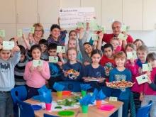 Bürgerstiftung fördert Ernährungskurse mit 1000€