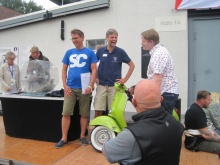 Ein tolles Event – Vespa World Days in Celle