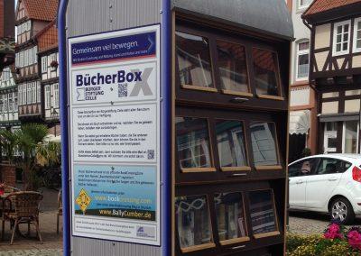 BücherBox³ – jetzt auch in Westercelle