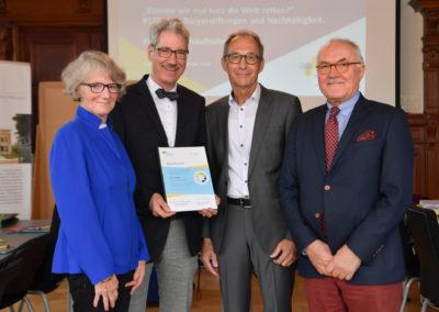 Bürgerstiftung Celle erneut mit Gütesiegel ausgezeichnet