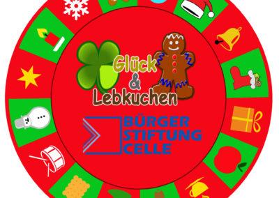 Glück&Lebkuchen Weihnachtsaktion 2019