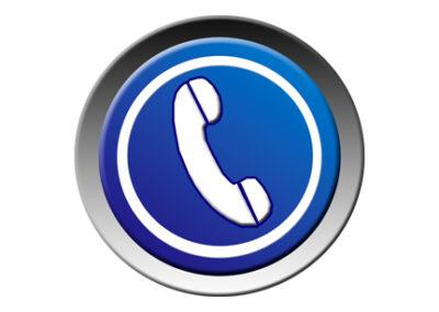 Wir haben eine neue Telefonnummer
