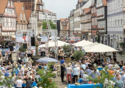 160 x Tischlein deck dich im Herzen der Celler Altstadt