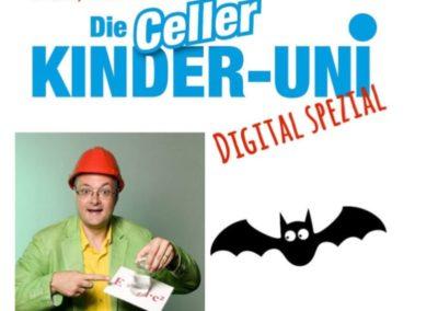 Kinder Uni zur Zeit digital
