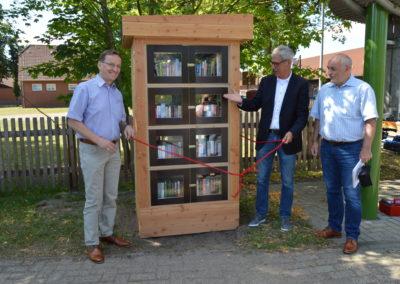 BücherBoxen bekommen Zuwachs